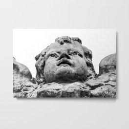 Stone Angel! Metal Print