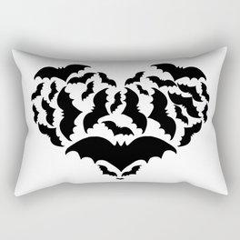 Batty Love Rectangular Pillow