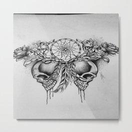 Bad Dreams  Metal Print