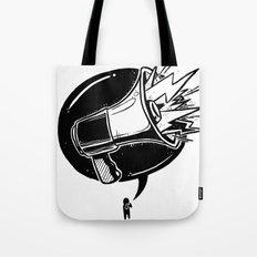 GET LOUD Tote Bag