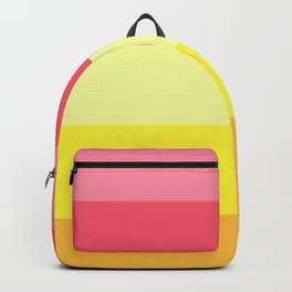 Fun Summer Vibes Backpack