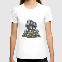 minerals T-shirts featuring Minerals and rocks by YISHAII