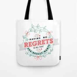 Night Changes Tote Bag