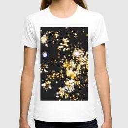 Sparkling Firework Explosion T-shirt