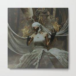 dark symphony Metal Print