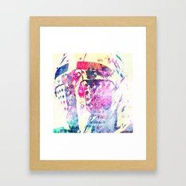 Rainbow Warrior. Knight Framed Art Print