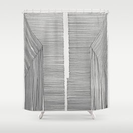 Pattern Abstract #2 Shower Curtain