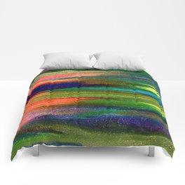 Abs pastel Comforters