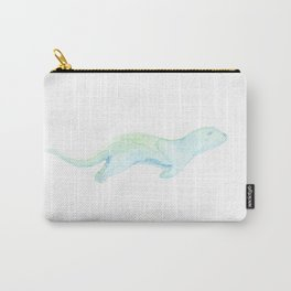 Les Animaux: Sea Otter Carry-All Pouch