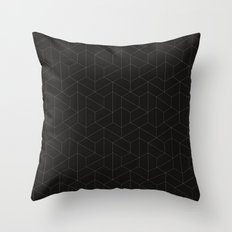 Hexagonal  Throw Pillow