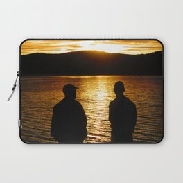 Father and son time Laptop Sleeve