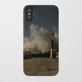 Dark Swell iPhone Case