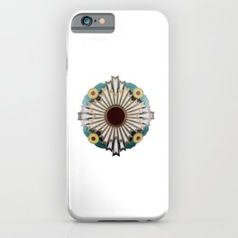Japanese Medals: Order of the Chrysanthemum iPhone Case