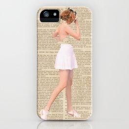 Mon Amour iPhone Case
