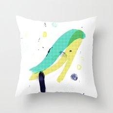 +∆+ Throw Pillow