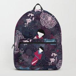 Origami Backpack Backpack