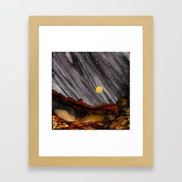 No. 23 - We Are Unstable Framed Art Print