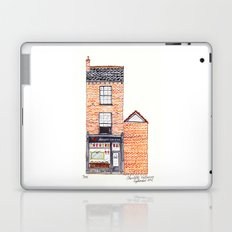 The Cats of York by Charlotte Vallance Laptop & iPad Skin