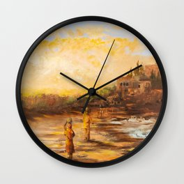 Call It A Day Wall Clock