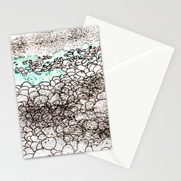 ...on the seashore Stationery Cards