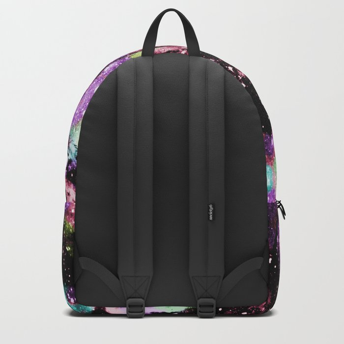 Galaxy (multicolored) Backpack