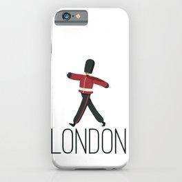 Royal London iPhone Case