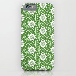 Lace Floral iPhone Case