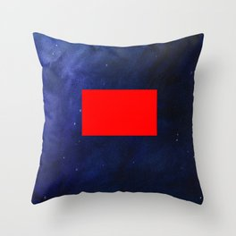 censored: inappropriate language Throw Pillow