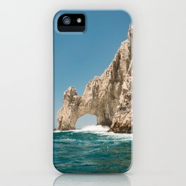 Arch of Cabo San Lucas III iPhone Case