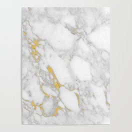Marble Gold Session IV Poster
