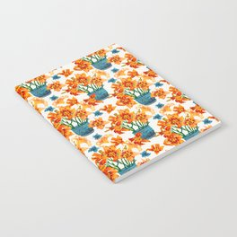 Lily Blossom Notebook