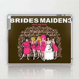 Brides Maidens Laptop & iPad Skin