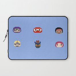 Big Hero 6 Laptop Sleeve