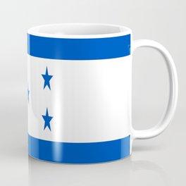flag honduras,america,latine,spanish,Honduran, Catracho,Mesoamerican,Tegucigalpa,San Pedro,Choloma Coffee Mug