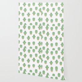 Cat-cus Wallpaper