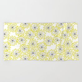 Fennel Beach Towel