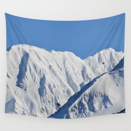 Portage Valley Mts. Wall Tapestry