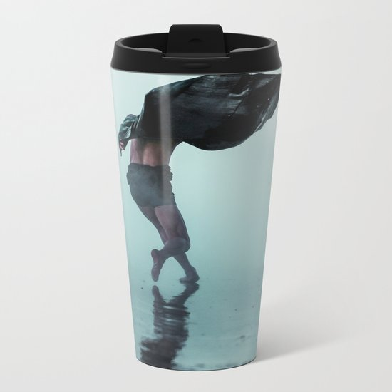 Dance wind Metal Travel Mug