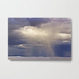 White Sands V Metal Print