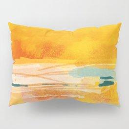sunny landscape Pillow Sham