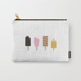 Retro Ice-Creams Carry-All Pouch