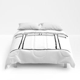 Torii door Comforters