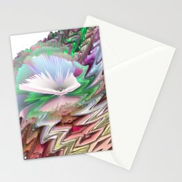 Random 3D No. 635 Stationery Cards