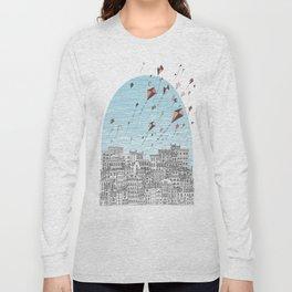 Kedesh City of Refuge Long Sleeve T-shirt