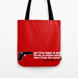 silencer [reloaded] Tote Bag