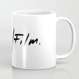 Shoot/Film. Coffee Mug
