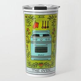 The Oven | Baker's Tarot Travel Mug