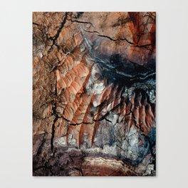 Chocolate Dunes Canvas Print
