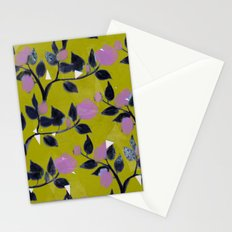 Rose VineAngle Stationery Cards