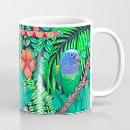 Parrot in the Amazon Coffee Mug
